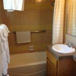 Bathroom Room 216 or 217