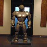 Iron Man 1920's style