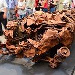 Baghdad car wreck....i think..