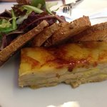 Milfulls de foie i poma