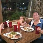 repas tardif au goldie's route 66