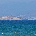 l'ile de Pserimos et la Turquie