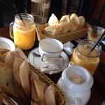 Breakfast Parisien!