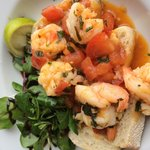 Tiger Prawns with Tomato & ChilliJoma Robledo