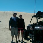 At the dunes in our rzr1000