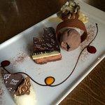 Chocolate Composition   'The Piano'  Cuban& Grenadian Single Estate Dark   Papouasie Milk    Swi
