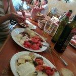 The Maltese platter... nom nom nom!