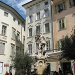 piazza delle oche  o C.Battisti