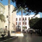 Plaza Mayor de Vera
