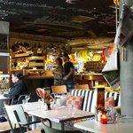 Bar- restaurant