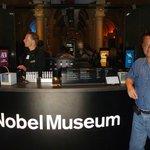 Nobel Museum front desk