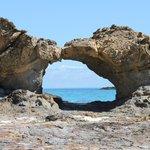 Un angolo di spiaggia