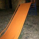 Dangerous slide
