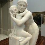 Hamo Thornycroft (1850-1925) - The Kiss (1916)