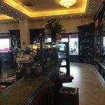 Interno caffetteria e pasticceria