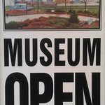 We're open! Come and check out the museum and the beautiful waterfront