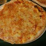 Pizza poco cotta...