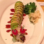 Catepillar roll! Delicious too!