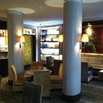 Lovely lounge, lovely stay.