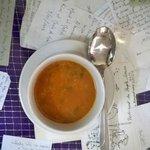 Soupe Frik