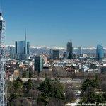 Panorama da Torre Branca