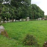 North end of the Great Stone Circle