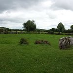West end (closest) of the Great Stone Circle