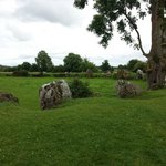 West end of the Great Stone Circle