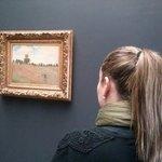 Uma obra de Monet