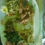 Crevettes grillées