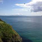 Carrick-A-Rede Rope Bridge-Stunning Views