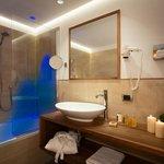 appartamento a 5 vani - doccia