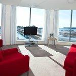 Radisson Blu Waterfront Hotel Jersey - One Bedroom Suite