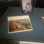 Galata Köprüsünün resmi...