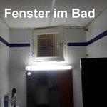 Wie im Gefängniss