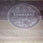 Tambakio