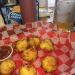 Awesome Conch Fritters