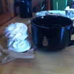 Tasty meringues - overall, excellent section of gluten-free items!