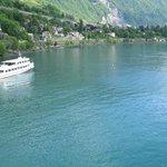 Passeio de barco - Lac Leman