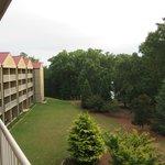 Balcony room view