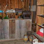 Inside the Vann Tavern