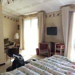 Spacious room 411