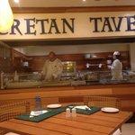 one of restaurants