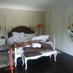 La chambre Junior suite