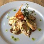 Chicken Voltini - Stuffed w/Mozzerella