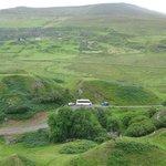 Fairy Glen at Isle of Skye