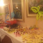 per concludere in bellezza buffet di dolci