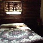 Bedroom 1 4 bed log cabin