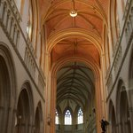 Cathedrale St-Corentin Innenansicht
