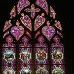 Cathedrale St-Corentin Buntglasfenster